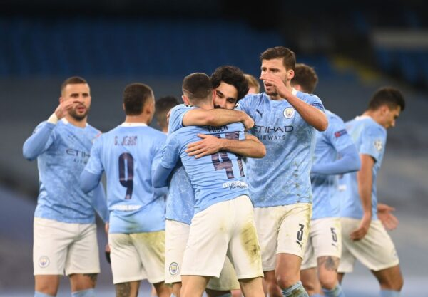Phil Foden's last-gasp strike gave Manchester City a crucial slender advantage in their Champions League quarter-final first leg against Borussia Dortmund at Etihad Stadium.