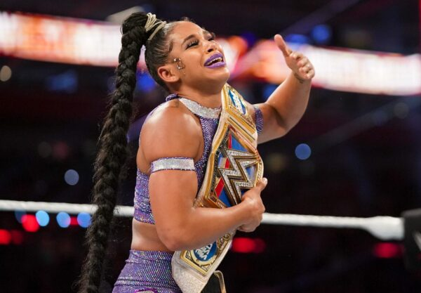 Bianca Belair proves herself The B-E-S-T of WWE at the first night of WrestleMania
