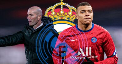 """Zinedine Zidane considers Kylian Mbappe to be a """"great player"""", but the Real Madrid boss is reluctant to be drawn on speculation suggesting that the forward could be added to his ranks in the near future."""
