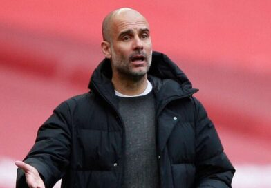 Manchester City boss Pep Guardiola took exception to the suggestion that his side were eliminated from the FA Cup because they had taken their eye off the ball.
