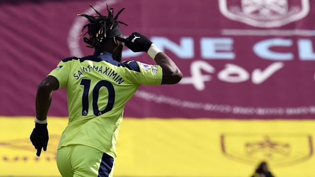 Saint-Maximin inspired a brilliant turnaround as he came off the bench to earn Newcastle a vital win at Burnley