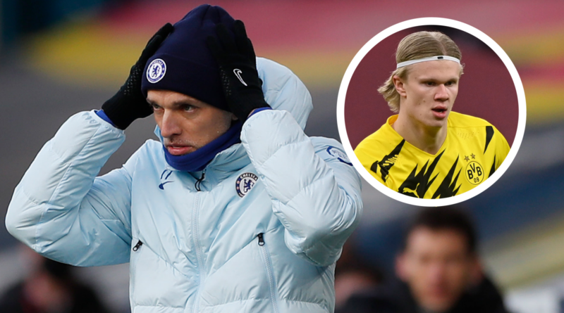 Tuchel warns misfiring Chelsea strikers he could consider replacements in transfer market