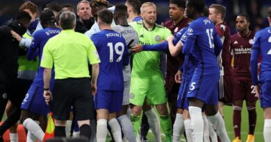 The two clubs are set to be punished by English football's main governing body after their bad-tempered clash at Stamford Bridge
