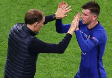 Chelsea star Mount jubilant after Champions League final win