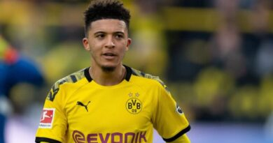 Borussia Dortmund have told England winger Jadon Sancho, 21, he can leave the club this summer. (Bild - in German)