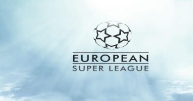 """Real Madrid, Barcelona and Juventus have defended their plans for a European Super League in the face of what they call """"threats"""" from Uefa."""