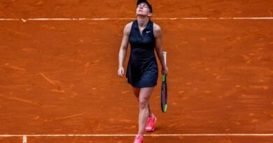 French Open 2021: Simona Halep withdraws with left calf injury