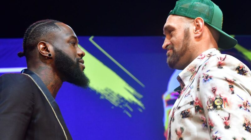 WBC world heavyweight champion Tyson Fury has signed his contract to face Deontay Wilder on 24 July.