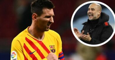 The Argentine did not feature in Barcelona's last game of the season and is yet to confirm whether he will stay or go this summer