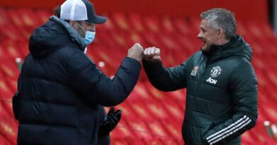 'It's the most historic game of all' - Man Utd ready to 'give everything' to beat Liverpool, says Solskjaer