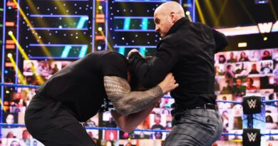 Jimmy Uso's defiance opens the door for Cesaro to Neutralize Roman Reigns