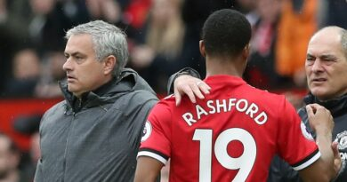 The Red Devils striker says the Portuguese's pragmatic style of play prevented him from expressing himself in the final third