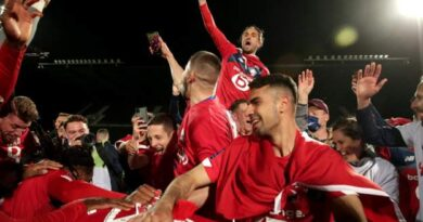 Ligue 1: How Lille pulled off a shock title triumph - to leave PSG searching for answers