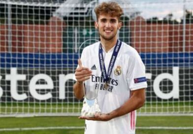 Los Blancos worked hard to sign the young defender from Mallorca in 2019, and he is now set to step up to the first team