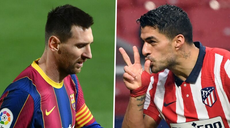 The Atletico Madrid striker is eager to see his former team-mate stay put, with the Argentine running his deal down towards free agency