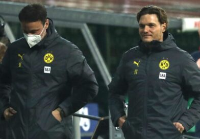 The 38-year-old has been linked with other Bundesliga sides but he is happy to keep working with the incoming coach