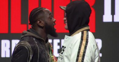 Wilder drew with Fury in 2018 but was beaten in February 2020