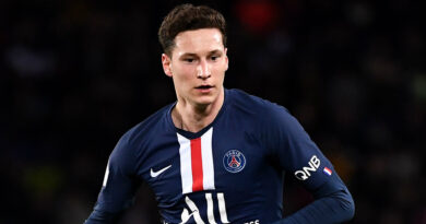 Draxler commits future to PSG by signing new deal