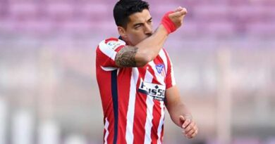 The Uruguayan expressed his relief after helping Diego Simeone's side seal a comeback victory over Osasuna at the weekend