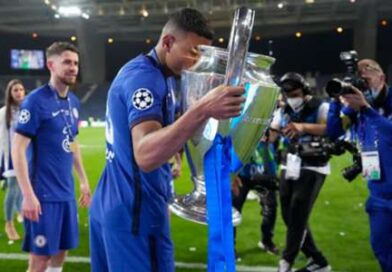 The Brazilian was delighted to end his wait for European glory after being a losing finalist with the French giants last season