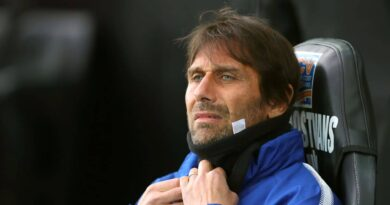 Spurs are also attempting to bring in former Juventus sporting director Fabio Paratici as they look to improve on a seventh-placed finish