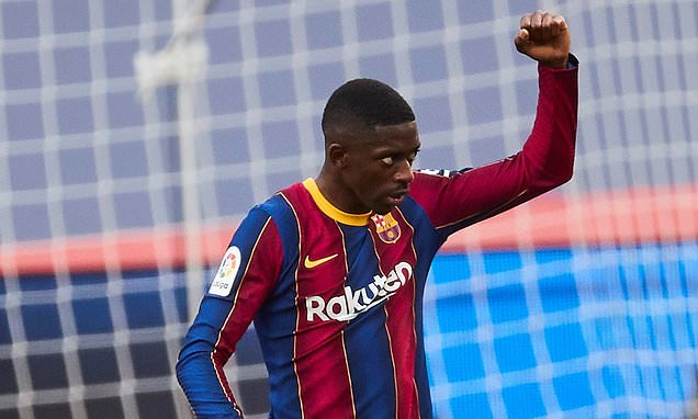 While Dembele is in no hurry to make a definitive call on is future, Barca are eager to know where they stand.