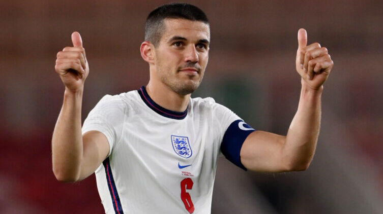 Evertonwant to pursue the signing ofWolvesand England centre-back Conor Coady