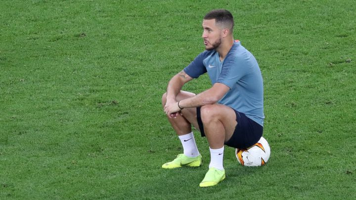 The winger is expected to start Belgium's last game of the group stage but he admits he cannot play the full 90 minutes