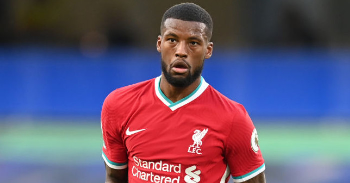 The Dutch midfielder has departed Anfield as a free agent, with the Netherlands international taking on a new challenge with PSG