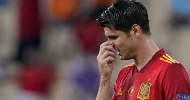 After a huge miss against Sweden on Monday, the Spanish forward has hit back at his detractors