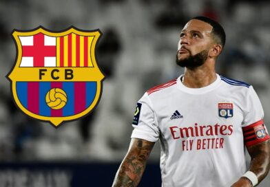 The 27-year-old will leave Lyon on a tree transfer this summer and says he is only considering a move to Camp Nou at present