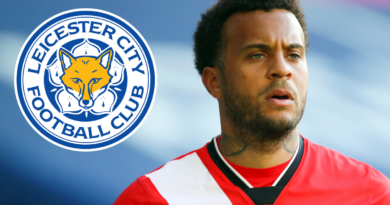 The Saints left-back has chosen to move to the Midlands to work with Brendan Rodgers despite interest from the Gunners