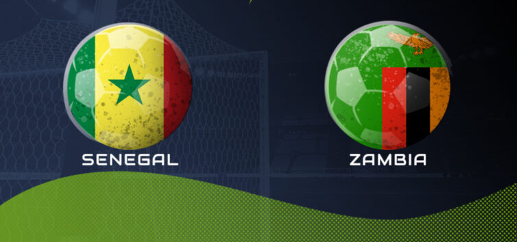 The game was marred by the power outage but Senegal still went on to win the match, with the attacker among the scorers