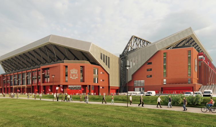 The proposed redevelopment of the Anfield Road stand has been given the green light by Liverpool City Council's planning committee