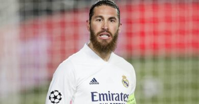 Manchester City, Manchester United are possible destinations for outgoingSergio Ramos