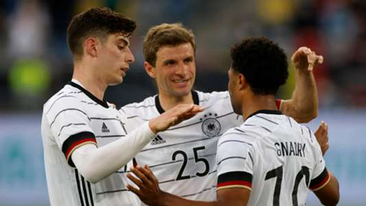 The Bayern Munich forward was pleased with their performance against the defending champions but still sees plenty of room for improvement