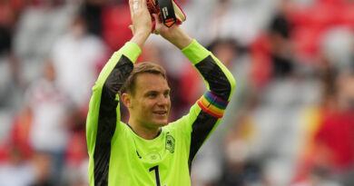The Germany goalkeeper has been showing his support for the LGBT+ community but UEFA considers it a political statement