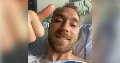 'Oh sh*t, I'm only 29 years old' - Eriksen's first words after cardiac arrest revealed