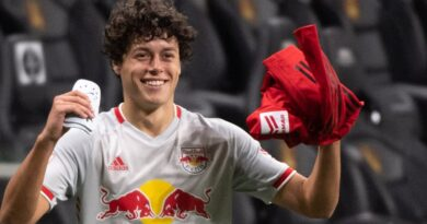The 18-year-old midfielder will finish the season in MLS before heading to the Bundesliga