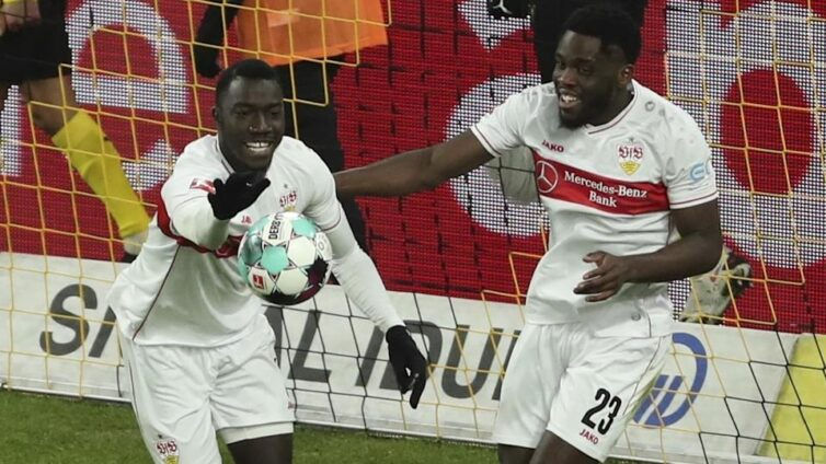 The Congolese striker has confirmed his real name and age to the German club after seeing his documents changed by a former agent