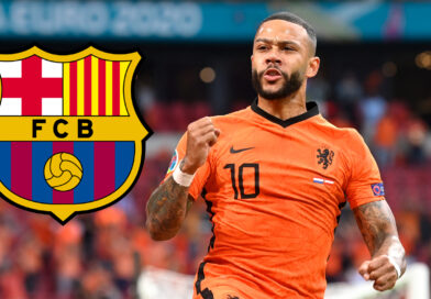 The Dutch winger had been linked with the Catalan side for over a year and has finally signed a deal