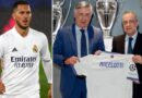 """The winger is confident that the Blancos can achieve """"great things"""" under the Italian, who has returned for his second spell at Santiago Bernabeu"""