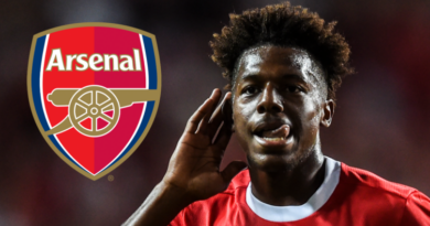The 21-year-old defender becomes the Gunners' first signing of the summer