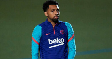 The Brazilian midfielder was released by La Liga giants in June after seeing just 17 minutes of competitive game time for the club