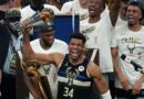 Champagne, cigars and 50 chicken nuggets - Milwaukee Bucks celebrate NBA title