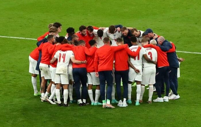 Euro 2020: Five people arrested over racist abuse of England players