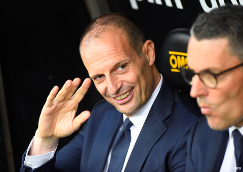 The Italian manager is back with the club he led to Serie A glory, having confirmed he rejected overtures from Santiago Bernabeu