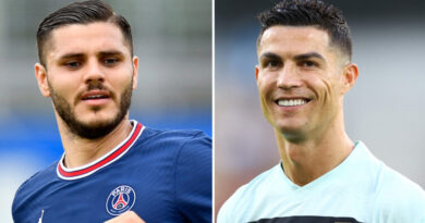 Icardi claims he's staying at PSG after Ronaldo swap