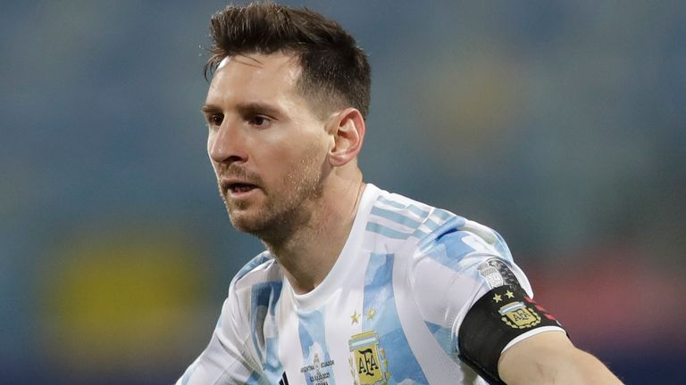 The Camp Nou side are determined to tie the Argentine icon to a new two-year deal but cannot afford his wages