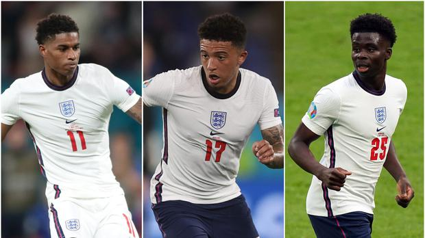 Racist abuse of England players is 'unforgivable' - Southgate